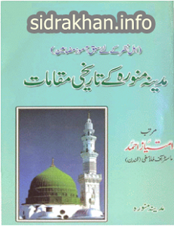 Madina Munawara book