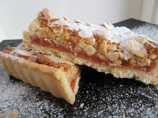Crostata with quince