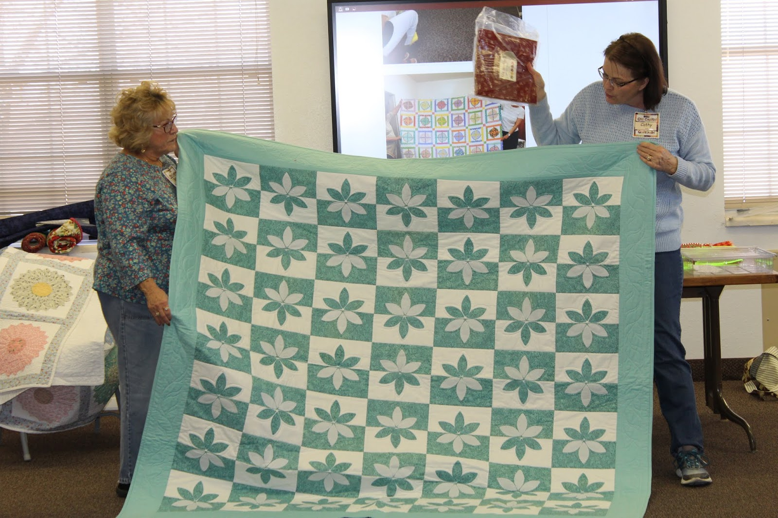 Old Capital Quilt Guild