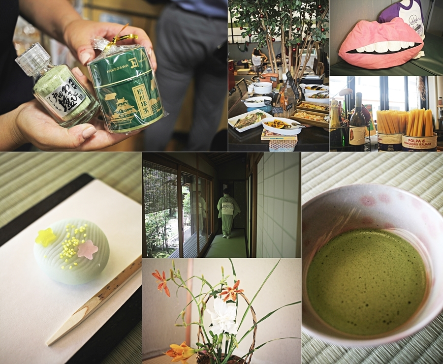 matcha tea ceremony
