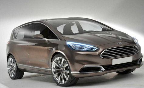 2017 Ford S-Max Hybrid Price, Specs