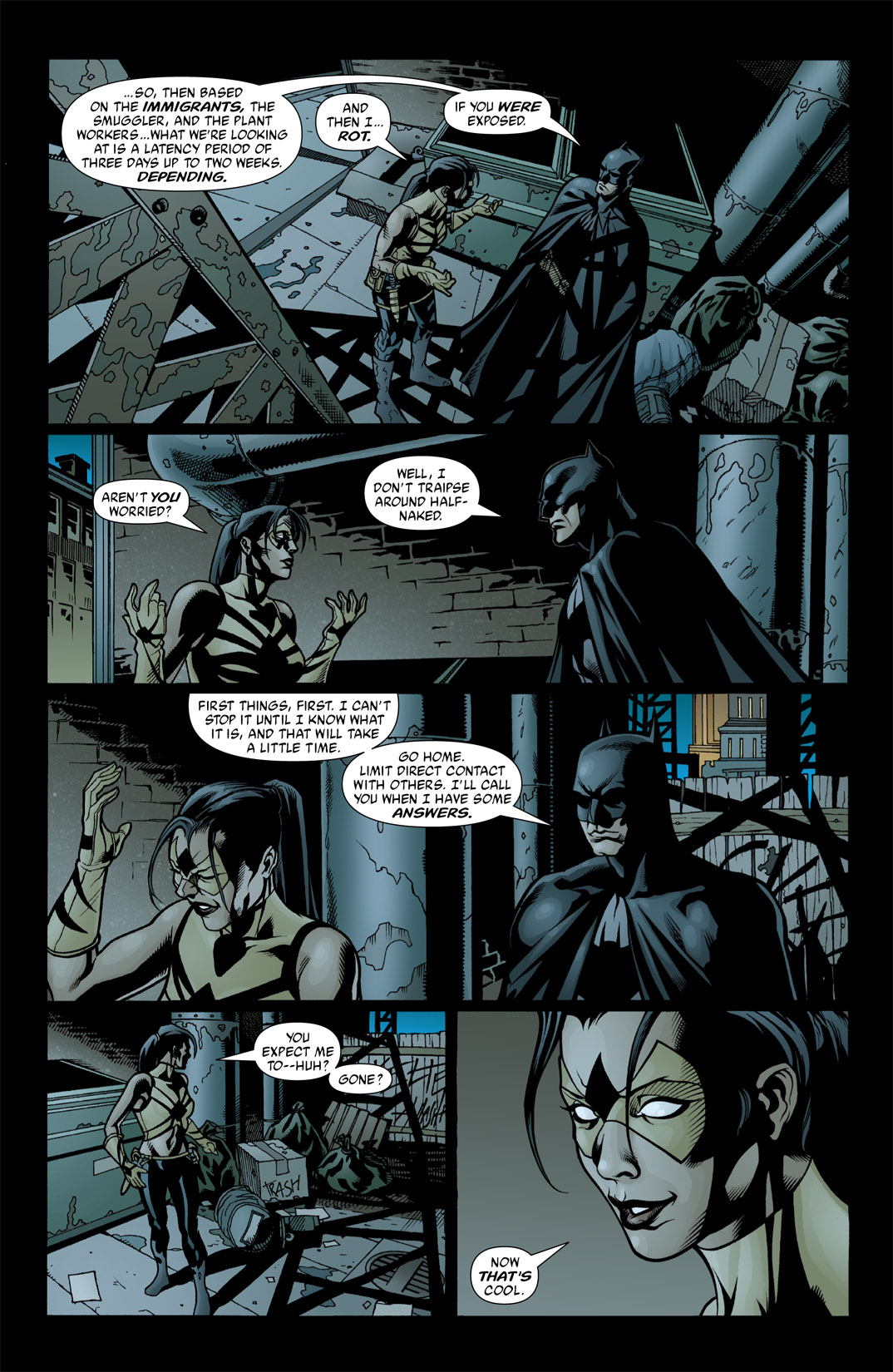 Detective Comics (1937) 795 Page 15