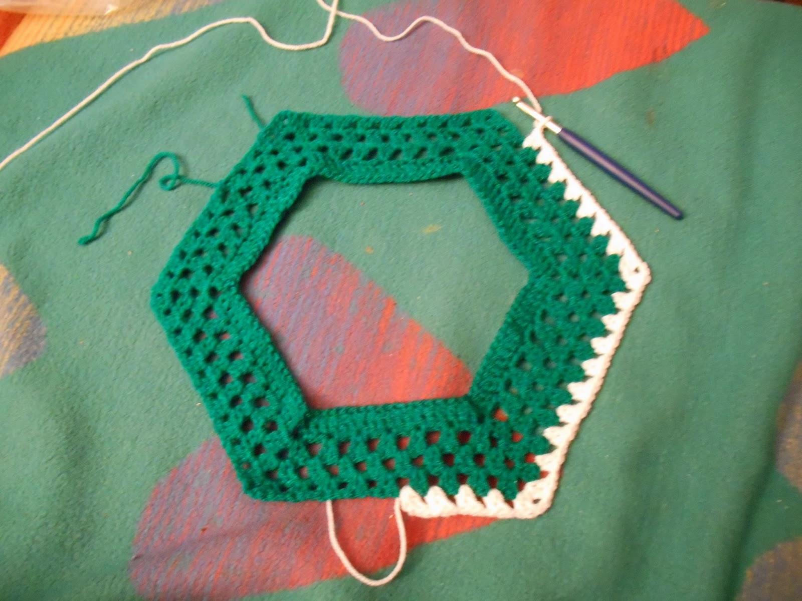 My World Of Crochet 20 Ein Kleiner Poncho Für Meinen Schatz