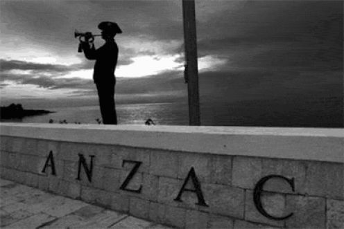 ANZAC DAY, A DAY OF REMEMBERANCE FOR AUSTRALIANS AND NEW ZEALANDERS