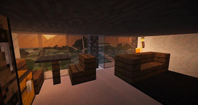 casa en minecraft