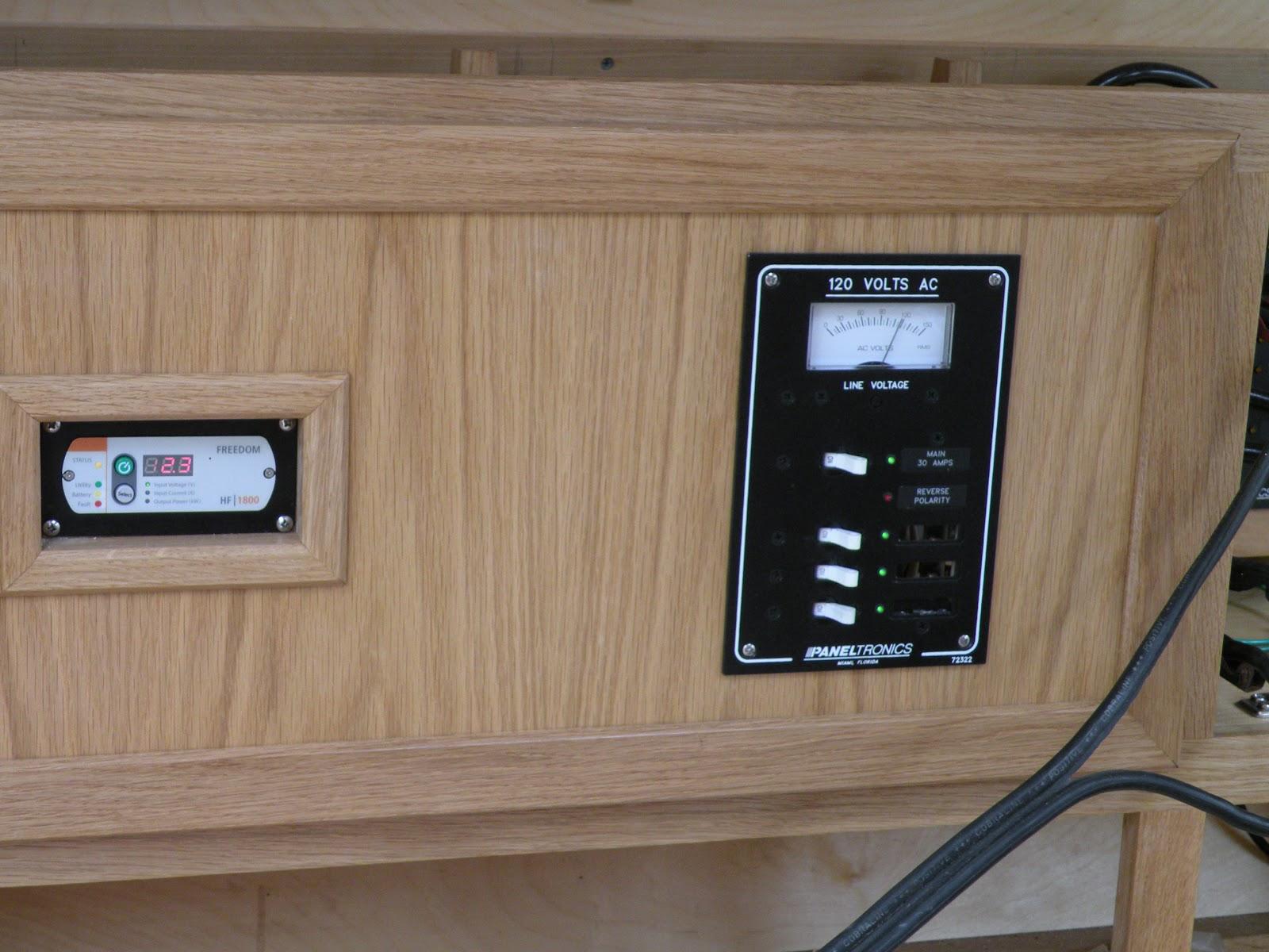Emmitt U0026 39 S Teardrop Adventures  An Energized System  Plywood
