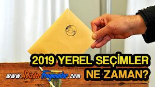 Haberler, Yerel Seçimler, 2019 Belediye Seçimleri, Seçim Anketleri, Ne Zaman, Mart Seçimleri, Yerel Seçimler Ne Zaman,