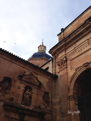 Salamanca rincones plaza Agustinas