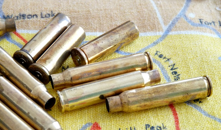 How to clean brass shell casings