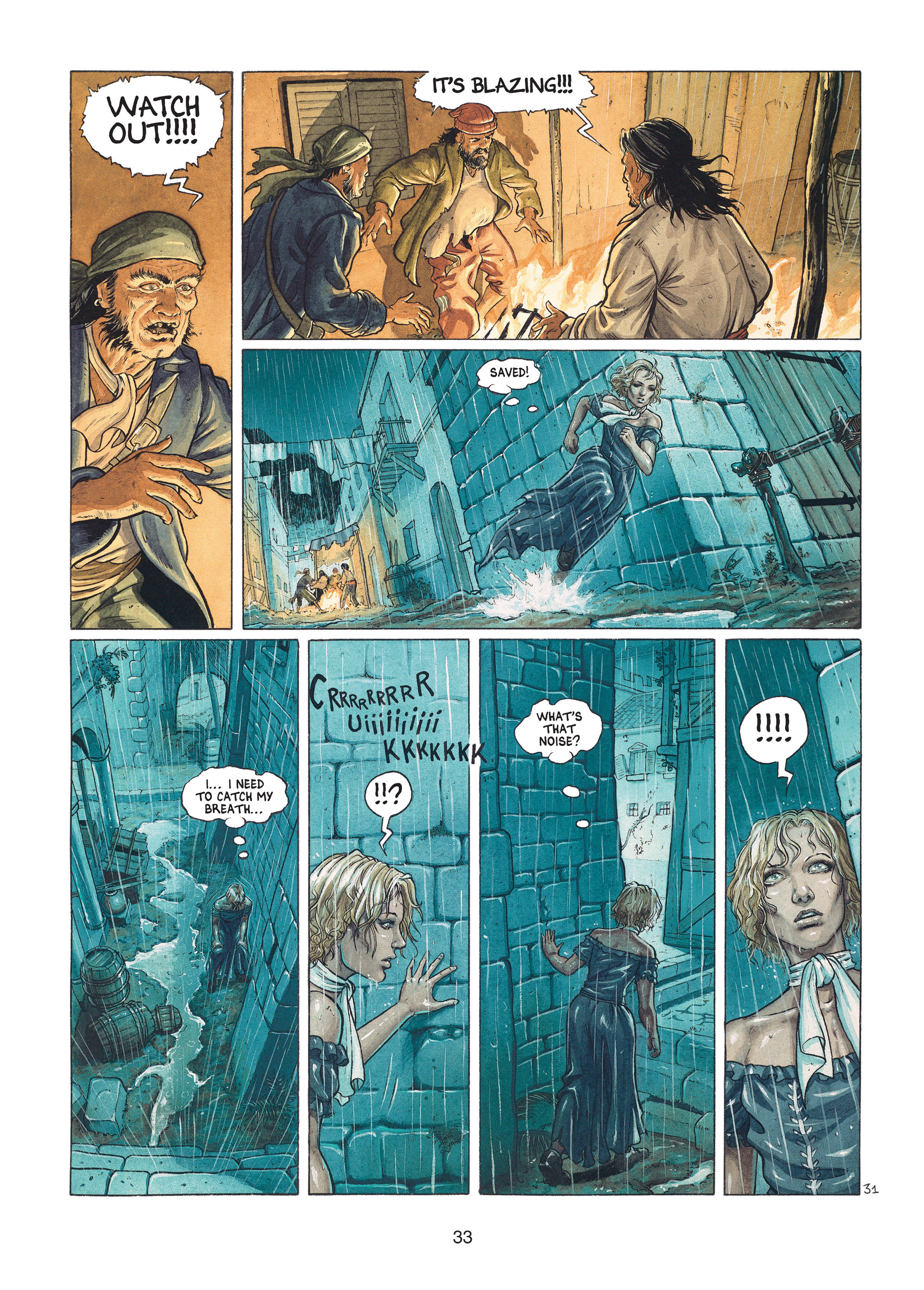 Read online Barracuda comic -  Issue #1 - 33