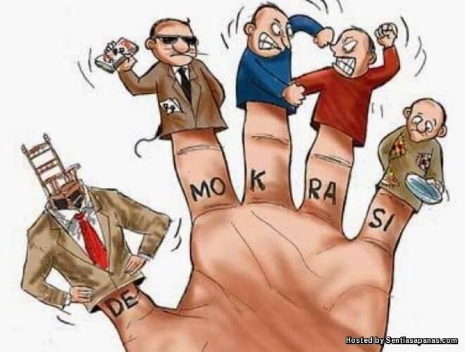 5 Negara Demokrasi Terbaik Di Dunia
