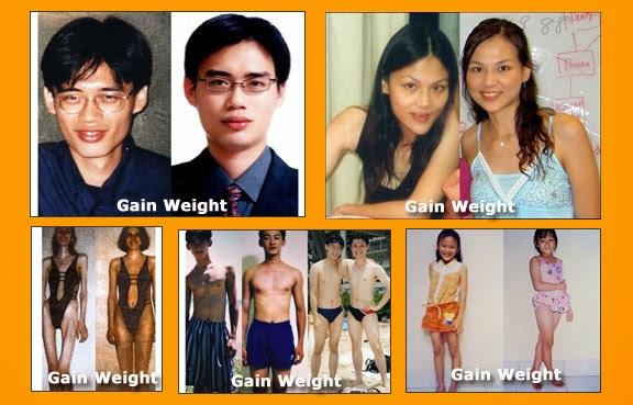 Bagaimana cara menambah berat badan dengan cepat ?