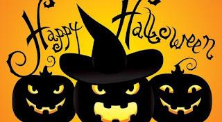 Happy Halloween 2015 - Kejadian Horror di Sekolah