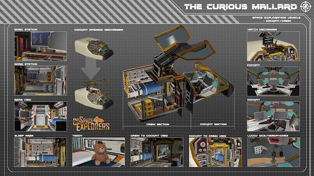 CS Mobile Game Spaceship Everythingwillflogallery - Spaceship design game