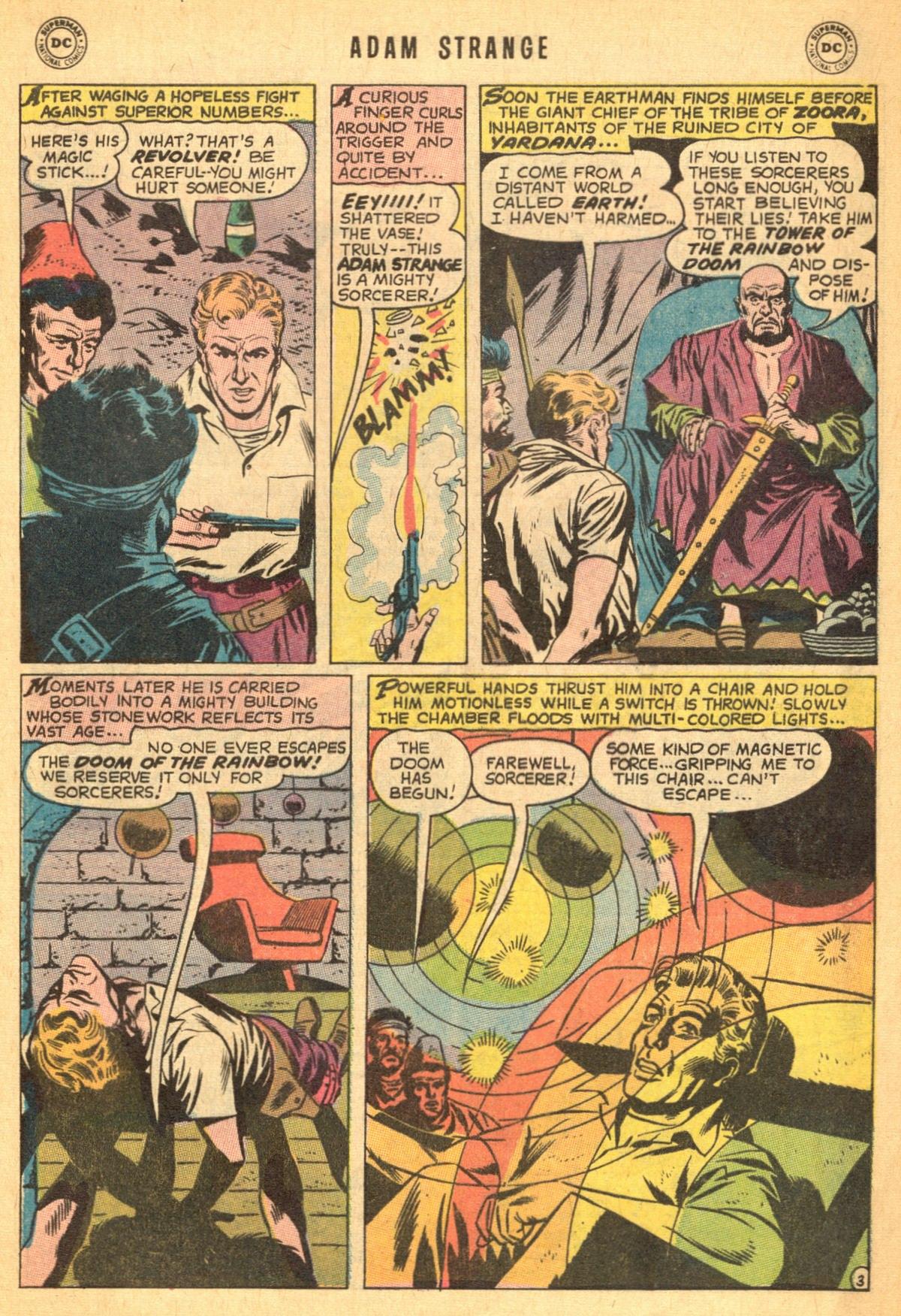 Strange Adventures (1950) issue 218 - Page 5