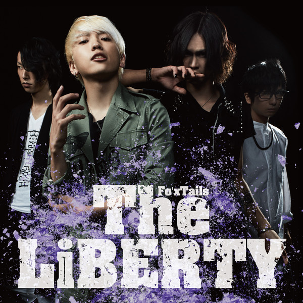 [Single] Fo'xTails – The LiBERTY(2016.08.03/MP3/RAR)