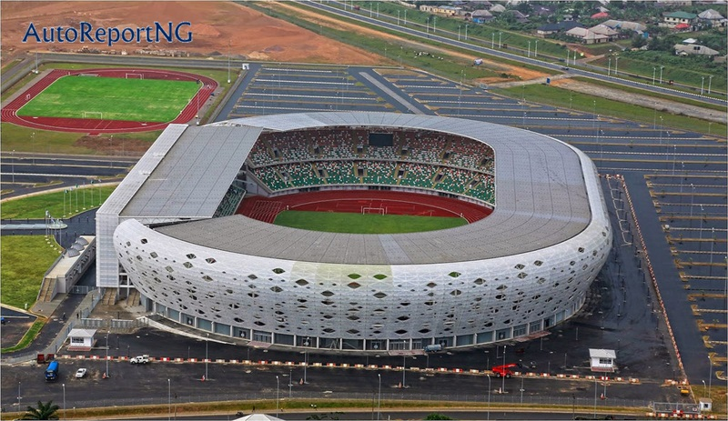 Akwa-Ibom Stadium: A Review of Nigeria's Finest and Best Stadium So Far!!!