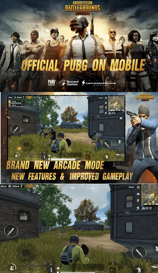 PUBG MOBILE - Screenshots-min