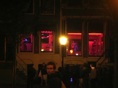 Квартал червоних ліхтарів