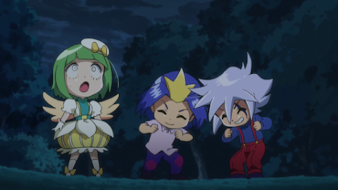 Kaitou Joker S4 Episode 43 Subtitle Indonesia