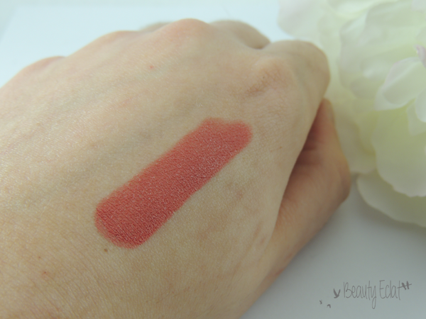 revue avis test bobbi brown rouge a levres tulip