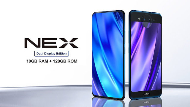 Specs of Vivo NEX Dual Display