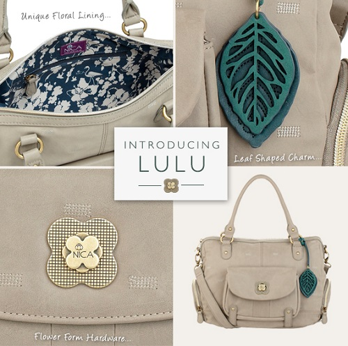 Clear Similarities Can Be Drawn Between The Leaves Of Alocasia Macrorrhizos Plant Below And Leaf Shaped Charm Upon New Lulu Shoulder Bag