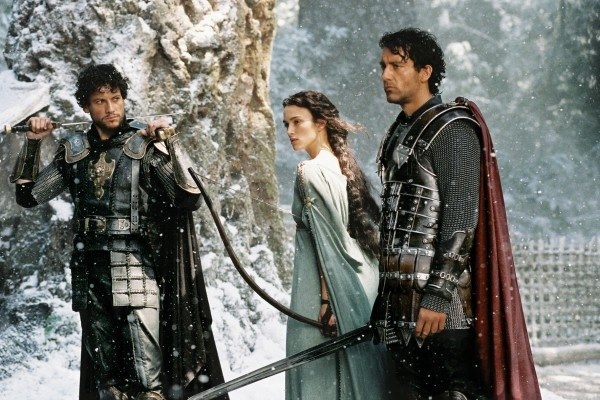 King arthur lancelot and guinevere