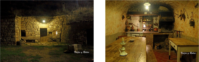 Casa-Cueva de Dueñas, Palencia