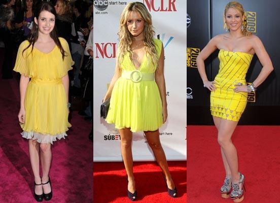 Dicas e o significado  das cores da roupa para  o Réveillon 2013 - Fotos e modelos