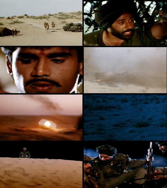Border 1997 Hindi 480p HDRip