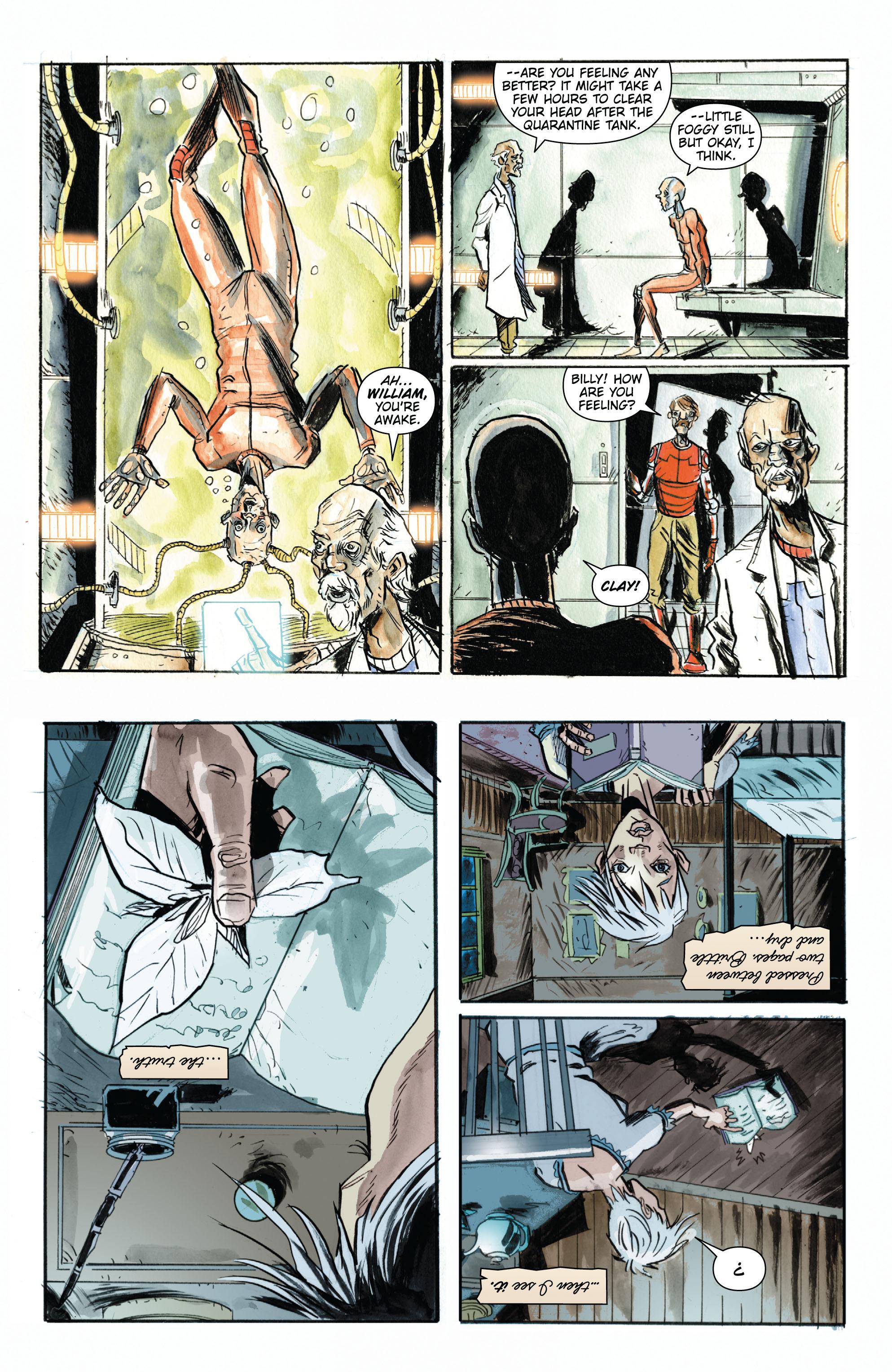 Read online Trillium comic -  Issue # TPB - 119