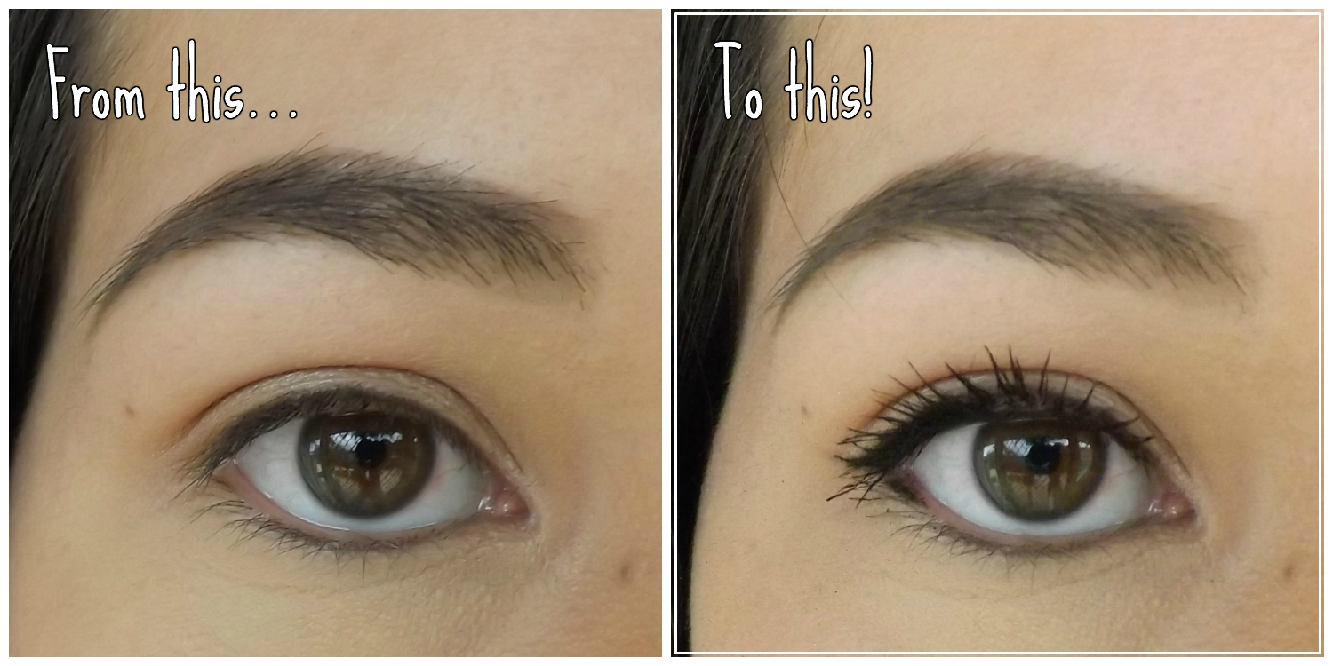 How to make your eyelashes look thicker and longer | taken ...