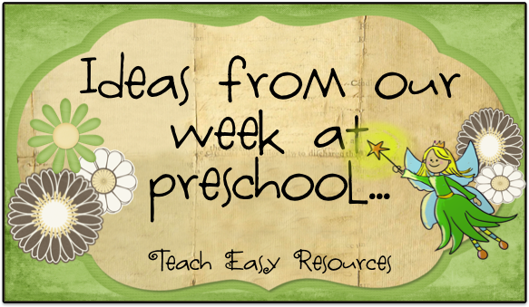 Teach Easy Resources: It's A Preschool Christmas! Art