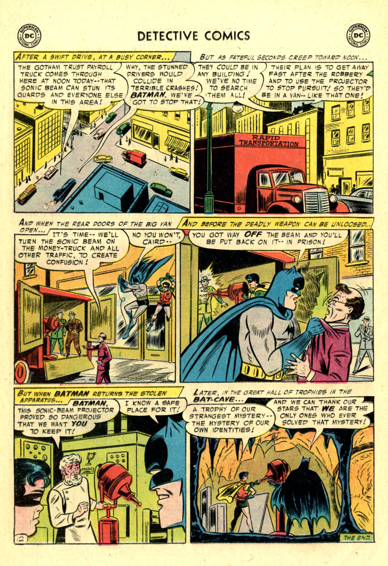 Detective Comics (1937) 234 Page 13