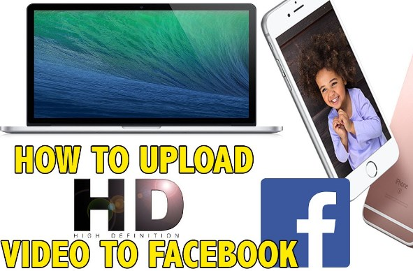 How to upload hd video on facebook