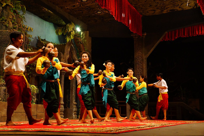 Coconut Shell Dance