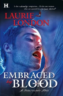 Embraced by Blood by Laurie London - Cover - March 5, 2011