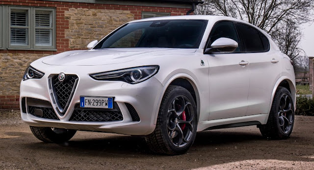 Alfa Romeo, Alfa Romeo Stelvio, New Cars, Prices, UK