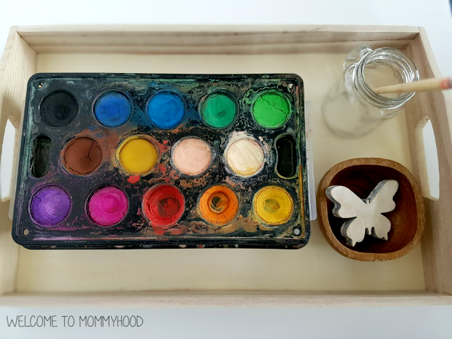 Butterfly life cycle unit by Welcome to Mommyhood #lifecycleactivities, #montessori, #Montessoriactivities, #preschoolactivities, #springactivities, #12monthsofmontessori