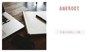 Pengertian Anekdot, Unsur, Struktur, beserta Contohnya
