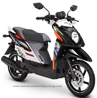 Sewa Motor X-Ride di Pekanbaru