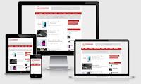 Blanterdeamp Free AMP HTML Blogger Template