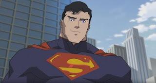 la muerte de superman: trailer de la pelicula animada de dc