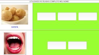 http://www.jogosdaescola.com.br/play/atividades/atividades_portugues/completar_silabas_03.html