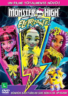 Monster High: Eletrizante - DVDRip Dublado