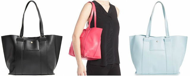 Emperia Faux Leather Tote $20 (reg $30)