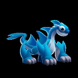Dragon Marée gelé (Jeune)