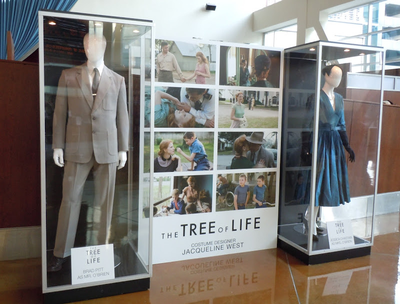 Tree of Life film costumes