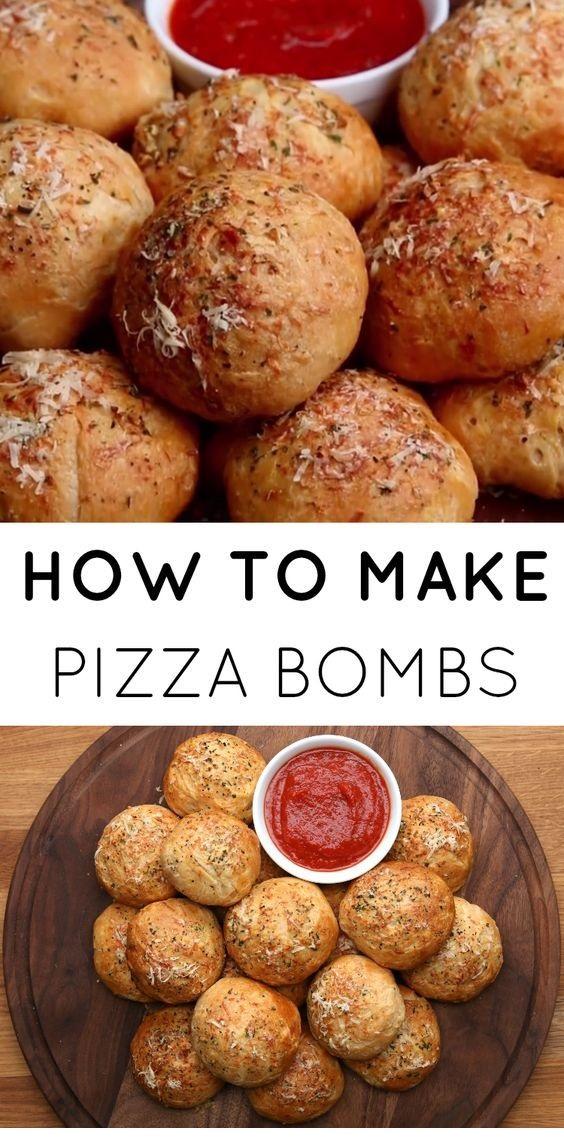 Pizza Bombs